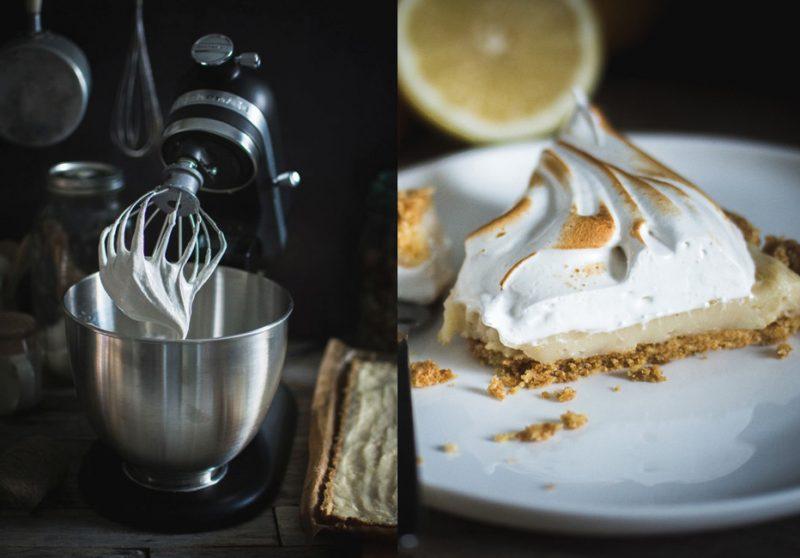 Tarte au citron meringuée | Jujube en cuisine