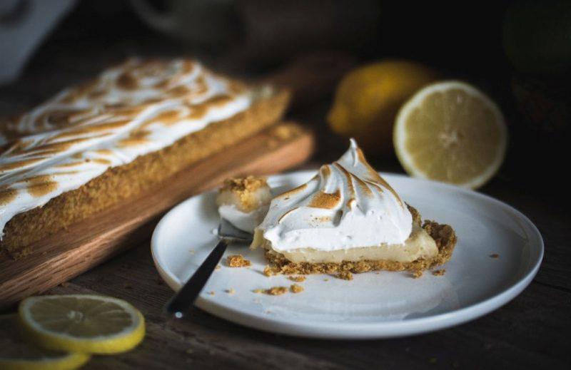 Recette tarte au citron meringu e au robot p tissier - Tarte au citron meringuee herve cuisine ...