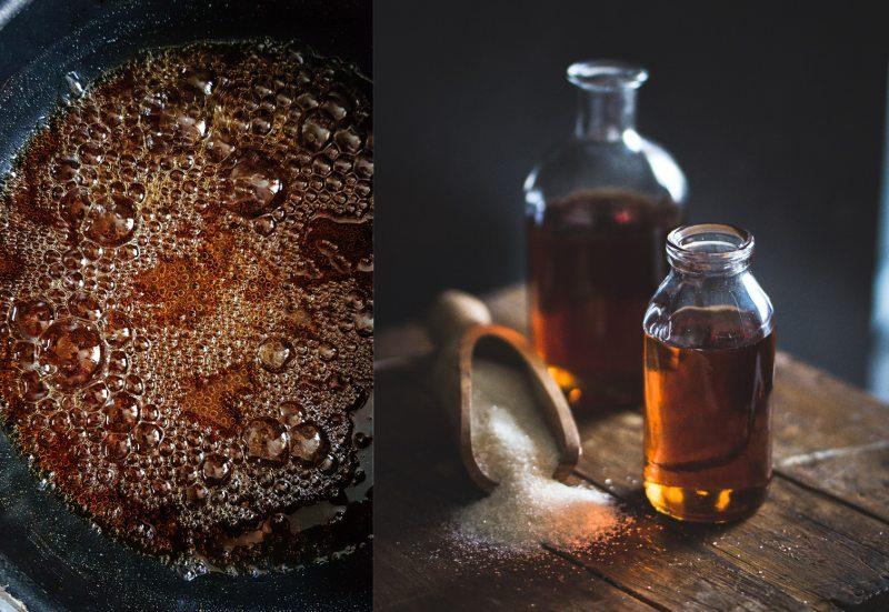 Sirop de caramel (caramel liquide) | Jujube en cuisine