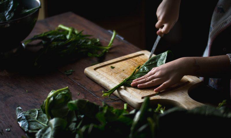 Préparation des épinards | Jujube en cuisine