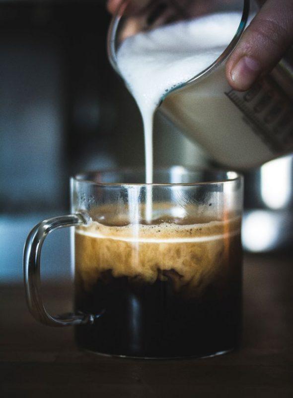 Pumpkin spice latte (sans lactose) | Jujube en cuisine