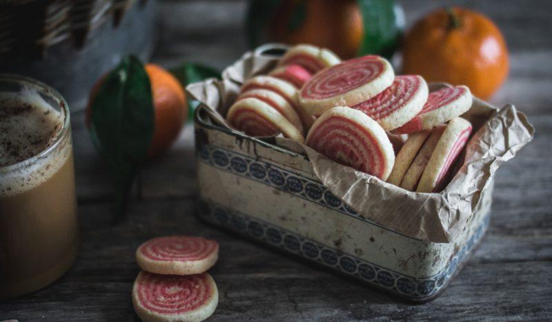 Biscuits spirale / escargot | Jujube en cuisine
