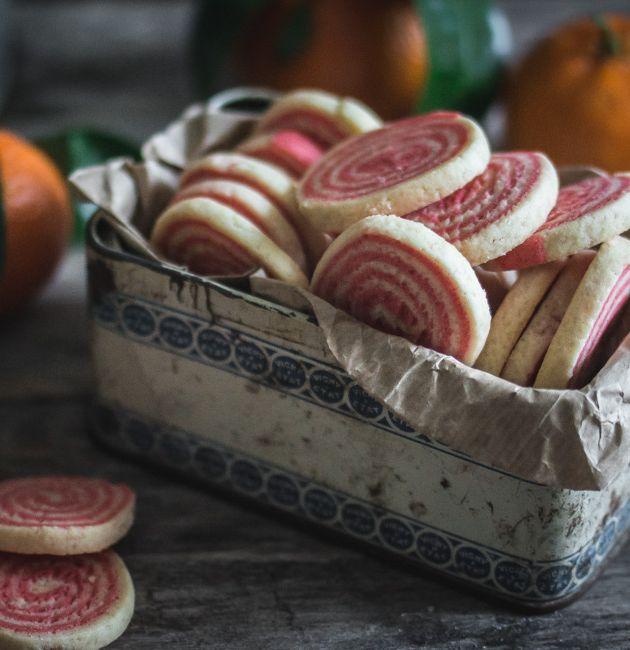 Biscuits spirale