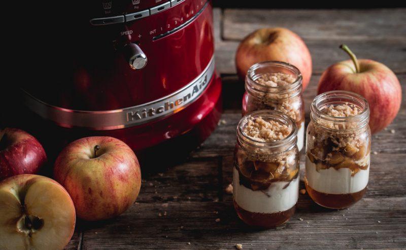 Verrines pomme érable (de Ricardo) | Jujube en cuisine