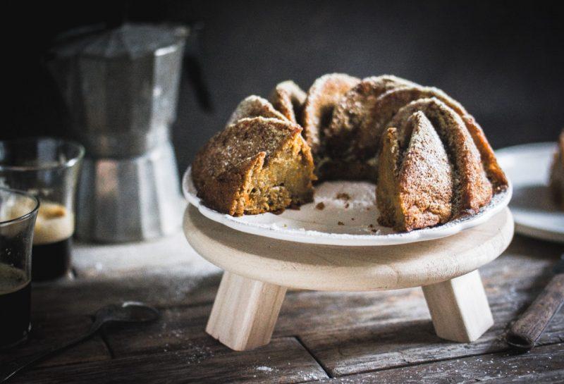 Gâteau au potiron (comme un carrot cake) | Jujube en cuisine