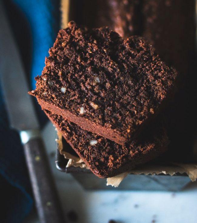 Cake chocolat noisette (sans gluten)