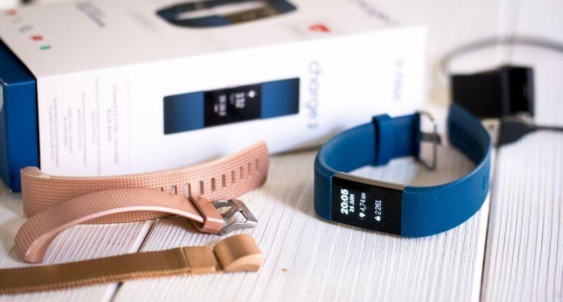 Mon avis sur la Fitbit Charge 2 | Jujube en cuisine