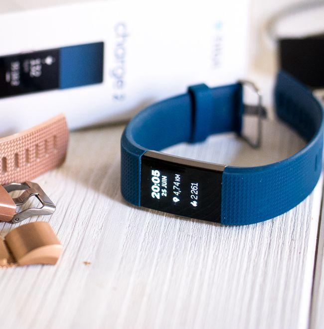 Mon avis sur le bracelet d'activité Fitbit Charge 2