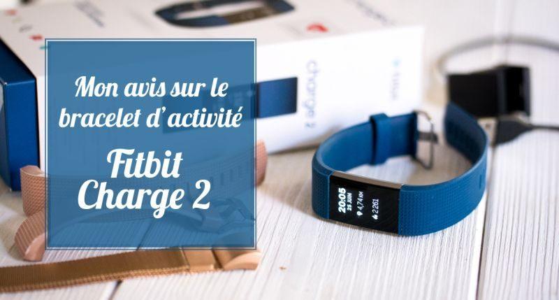Mon avis sur le bracelet d'activité Fitbit Charge 2 | Jujube en cuisine