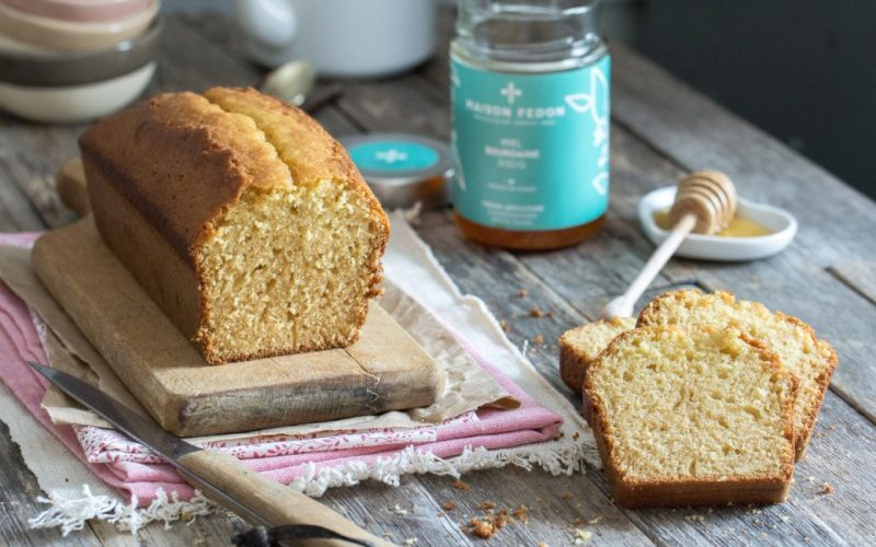 Cake au miel | Jujube en cuisin