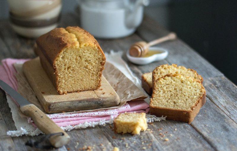 Cake au miel | Jujube en cuisine
