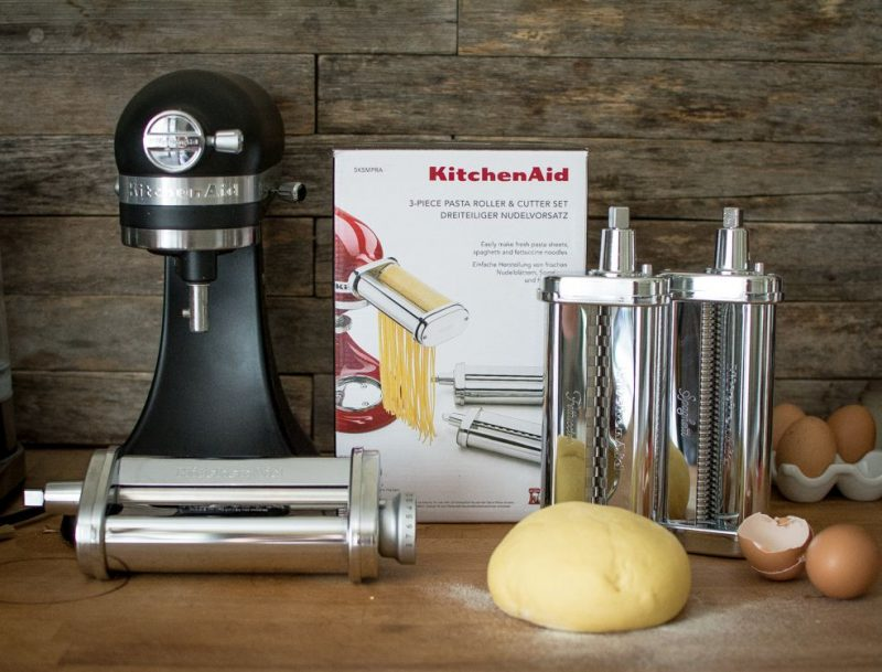 Spiralizer de KitchenAid | Jujube en cuisine