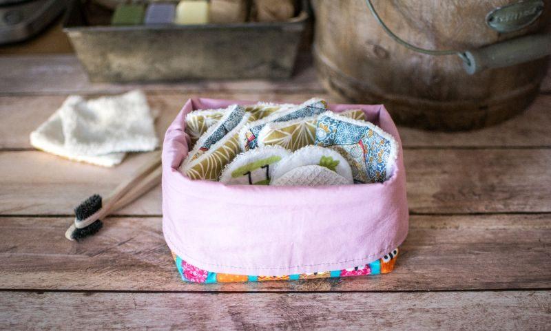 Fabriquer des cotons démaquillants lavables maison | Zero déchet | Jujube en cuisine