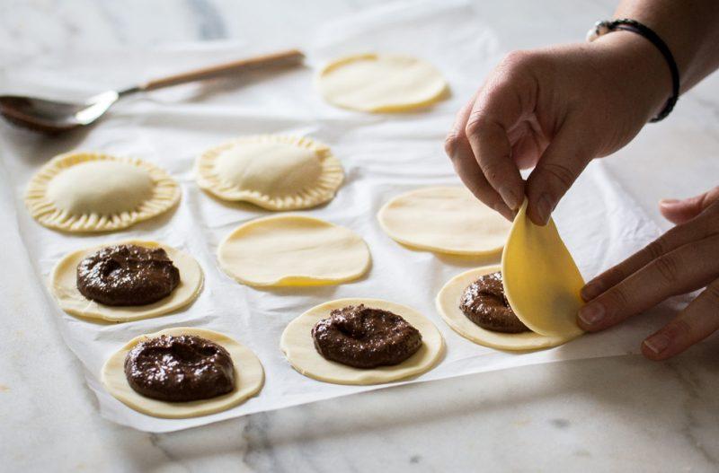 Mini galettes des rois à la noisette et chocolat | Jujube en cuisine