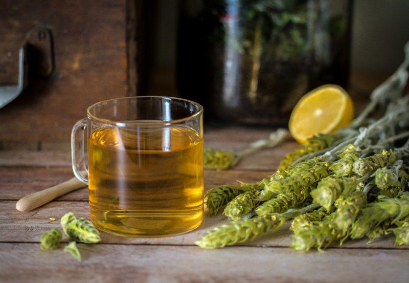 Le thé des Montagnes (grec) | Jujube en cuisine