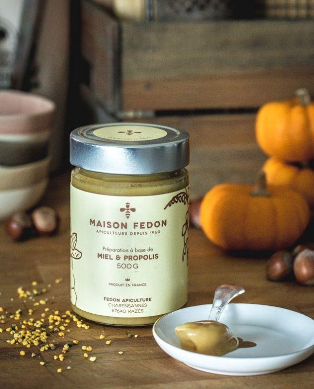 Miel à la propolis | Jujube en cuisine