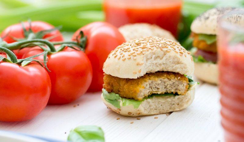 Buns à burger | Vegan | Jujube en cuisine