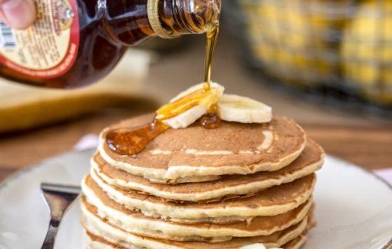 Pancakes 3 ingrédients (sans œuf)