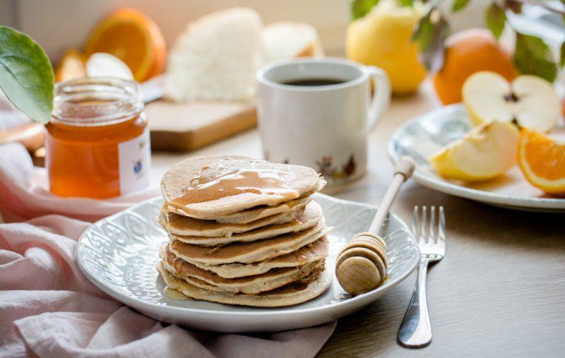 Pancakes 3 ingrédients (sans lait - sans gluten) | Jujube en cuisine